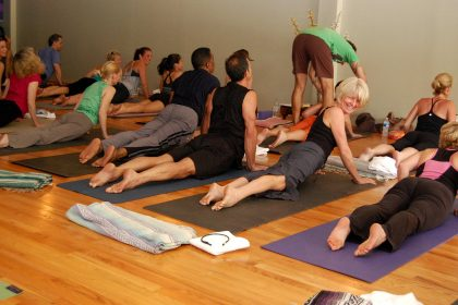 Springs Yoga Studio 22